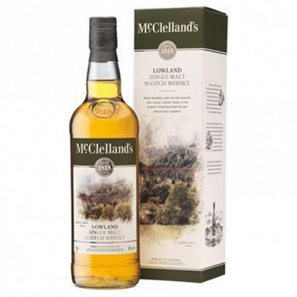Виски МакЛелэнд'с Лолэнд (п/к)  0.700