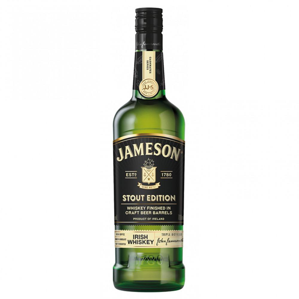 Виски Джемесон Стаут Эдишн 0.700