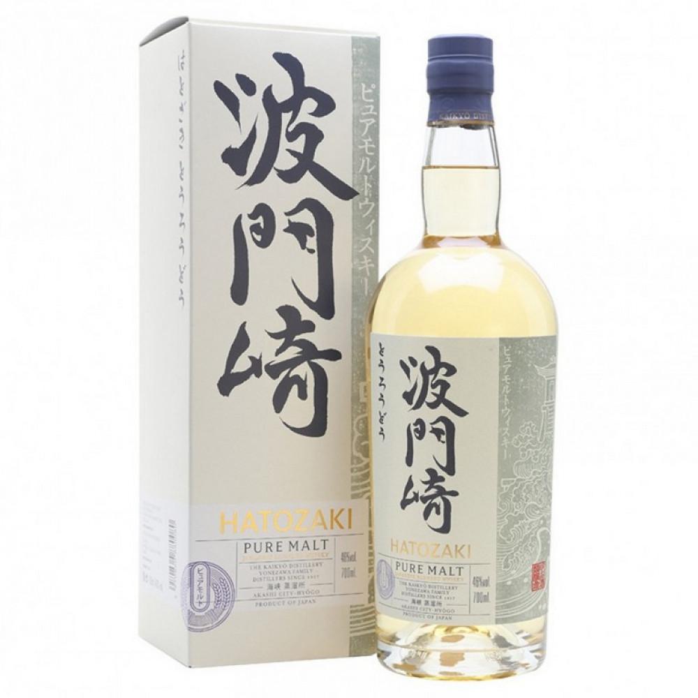 Виски Хатозаки Пью Молт (п/к)  0.700