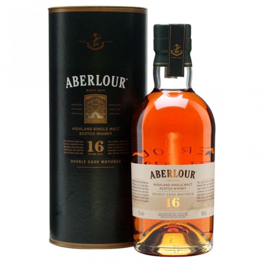 Виски Аберлауэр 16 лет (п/к)  0.700