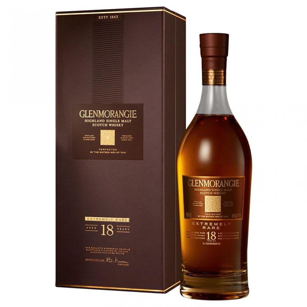 Виски Гленморанджи 18 лет (п/к)  0.700