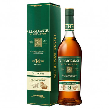 Виски Гленморанджи Кинта Рубан (п/к)  0.700