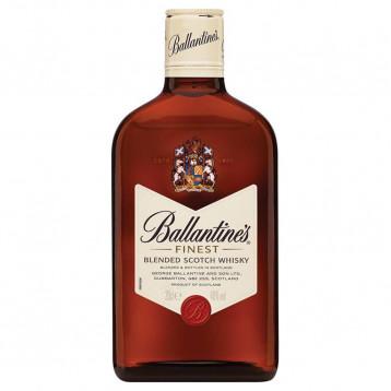 Виски Баллантайнс Файнест  0.200