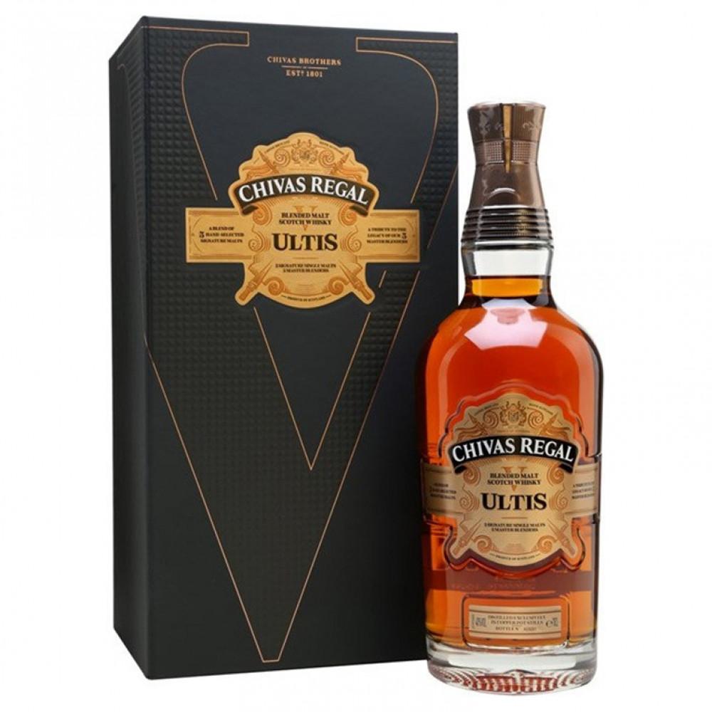 Виски Чивас Ригал Алтис (п/к)  0.700