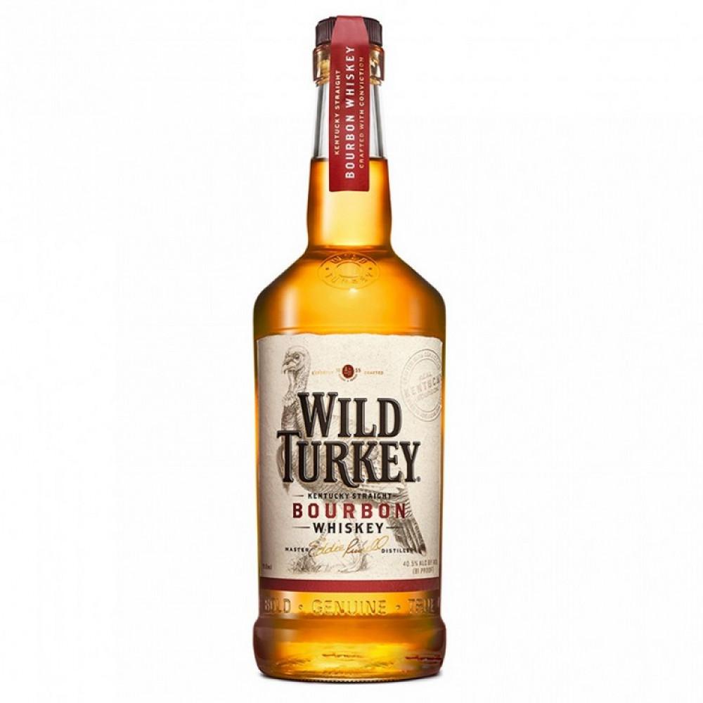 Виски Бурбон Уайлд Тёки 81 0.700