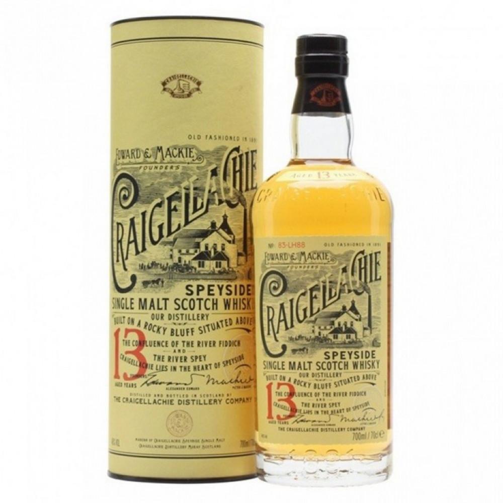 Виски Крейгелахи 13 (п/к)  0.700