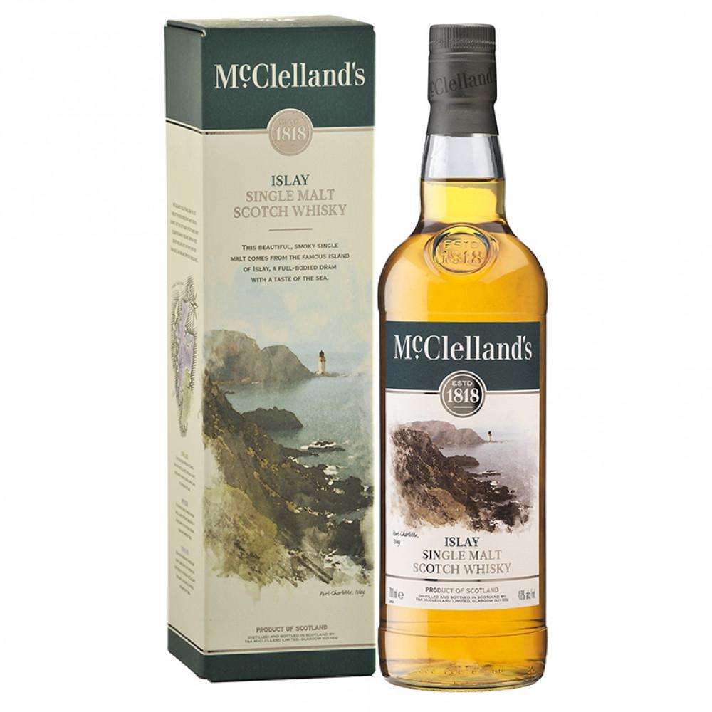 Виски МакЛелэнд'с Айла (п/к)  0.700