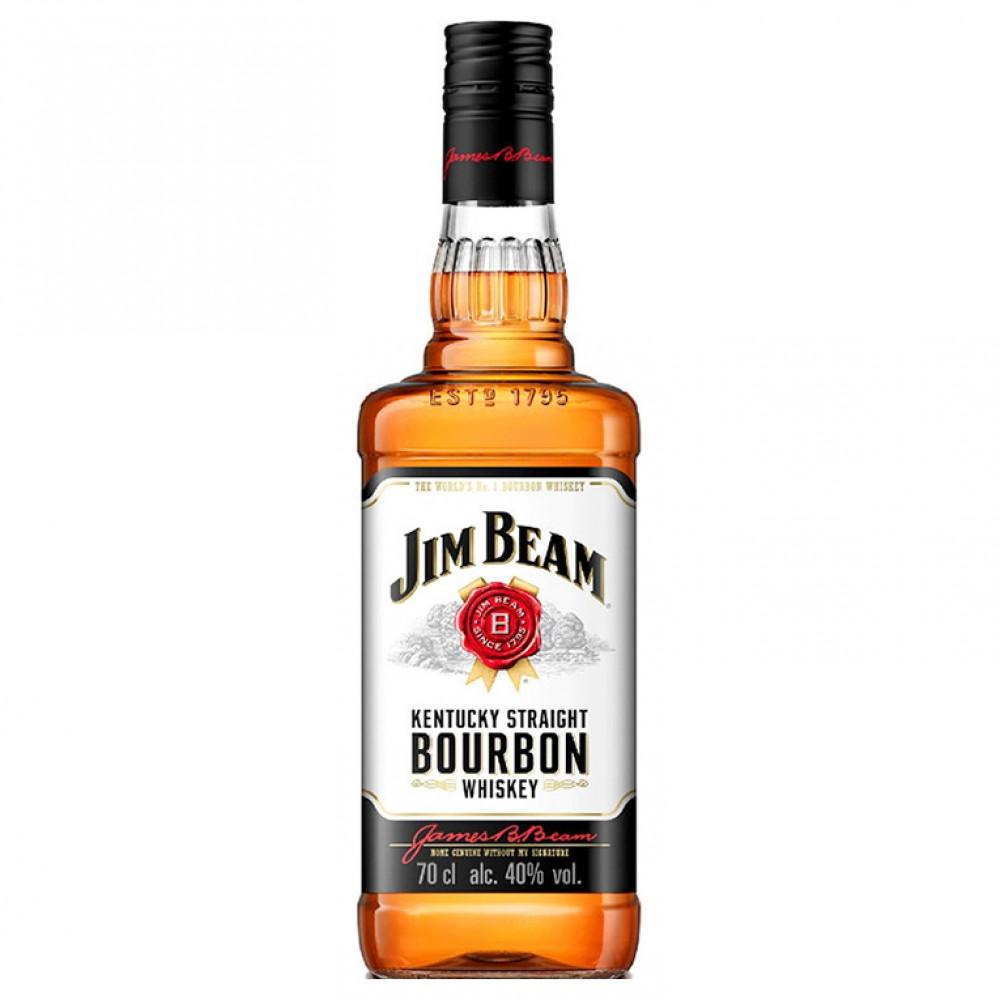 Виски Джим Бим 4 года 0.700