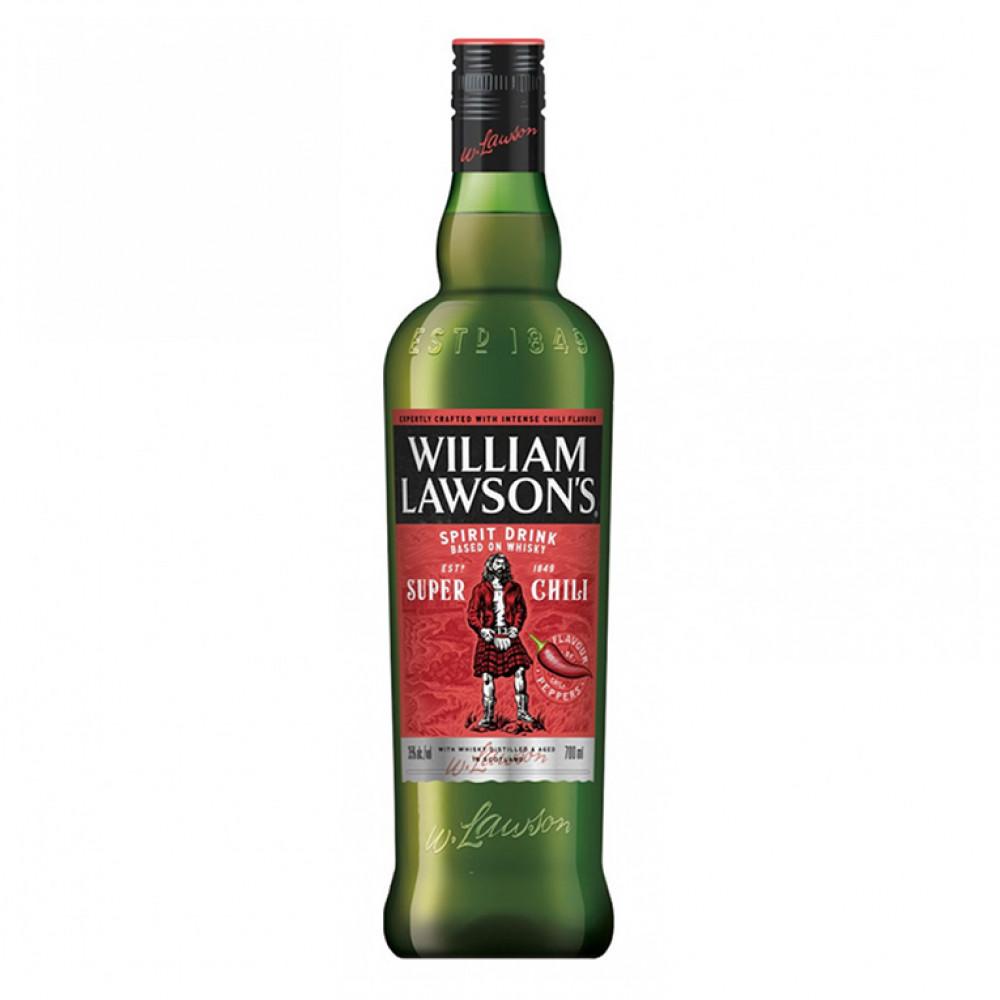 Виски Вильям Лоусонс Чили 1.000