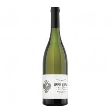 Вино Абрау-Дюрсо Шардоне Премиум бел сух 2017 0.750