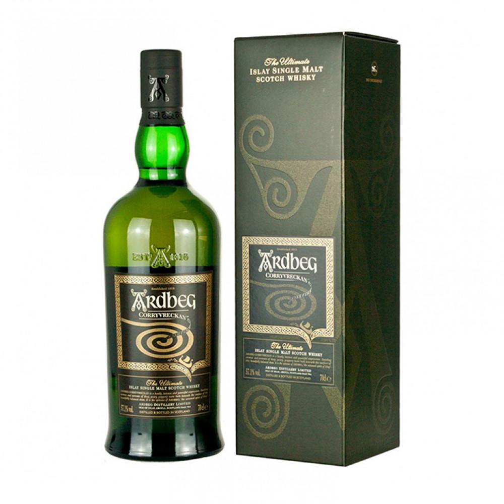 Виски Ардбег Корриврекен (п/к)  0.700