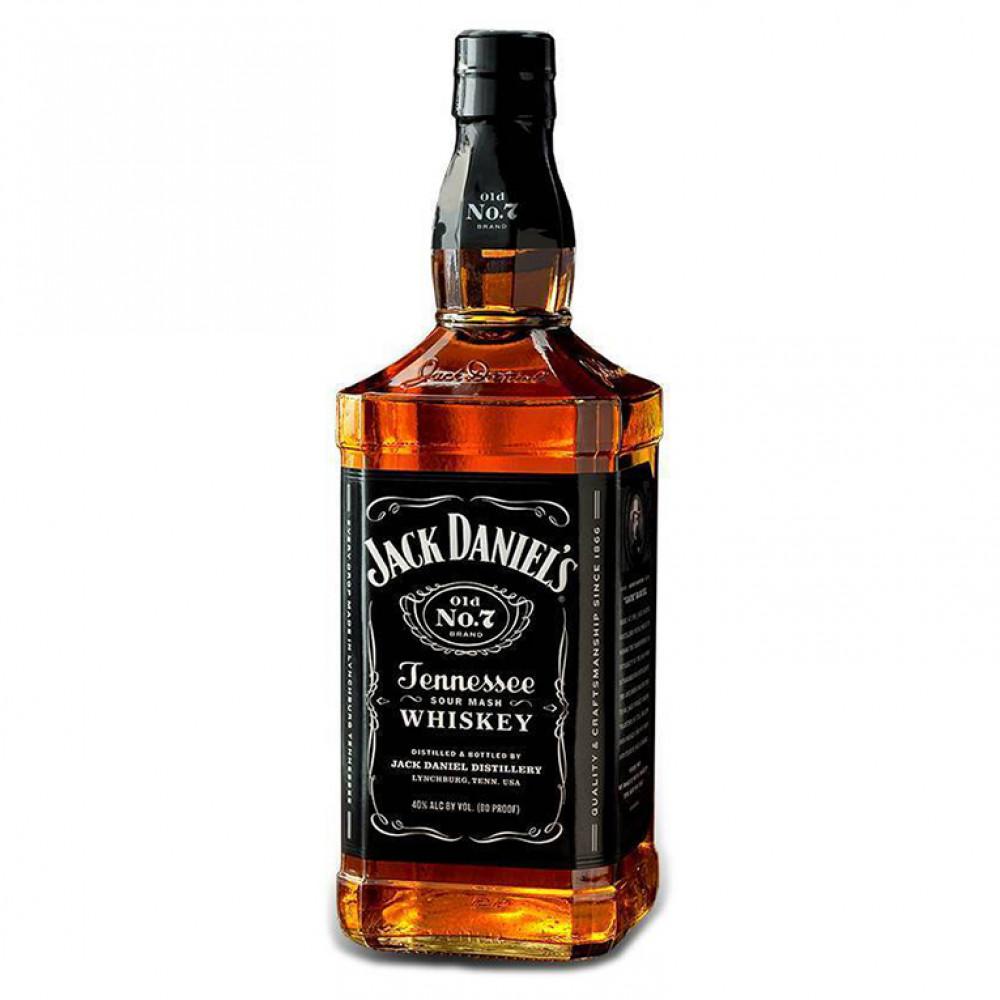 Виски Джек Дэниэлс Теннесси 1.750