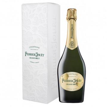 Шампанское Перье Жуэ Гран Брют бел (п/к)  0.750
