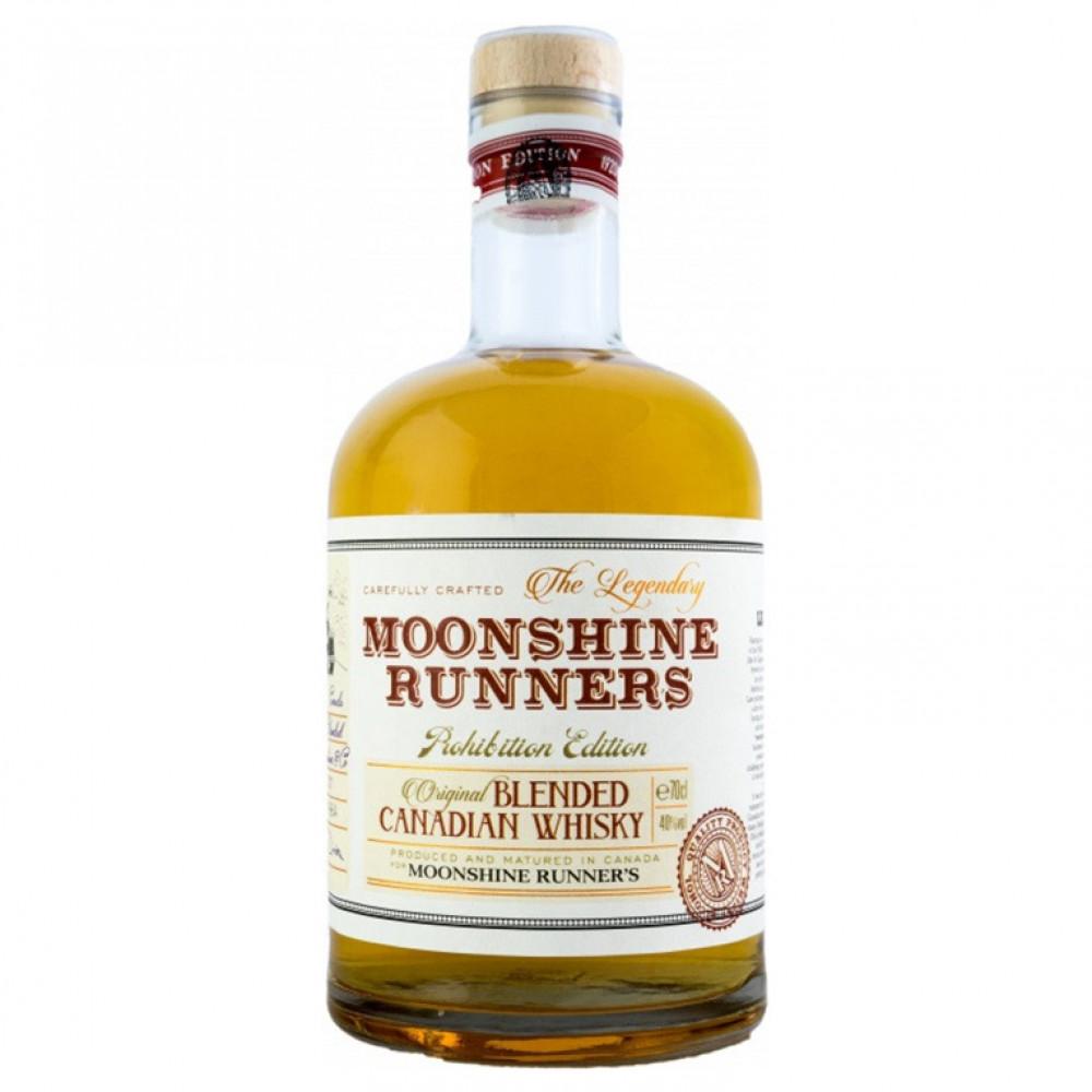 Виски Муншайн Раннерс Канадиан Бленд 0.700