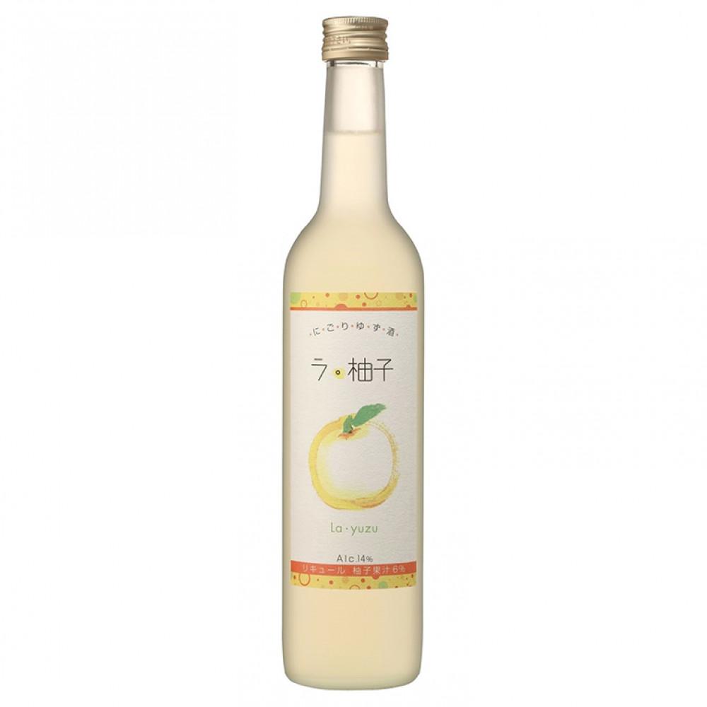 Ликер Ла Юзу Лимонный 0.500