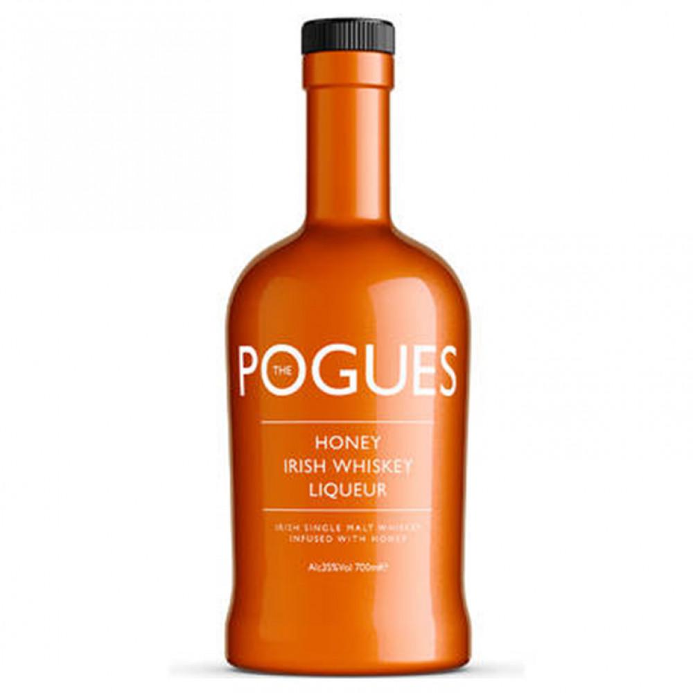 Виски Поугс Медовый 0.700