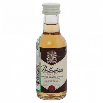 Виски Баллантайнс Файнест  0.050