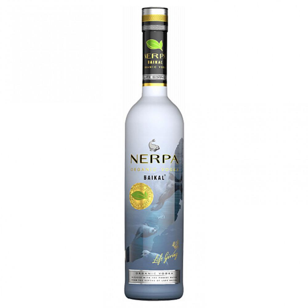 Водка Нерпа Органик 0.500