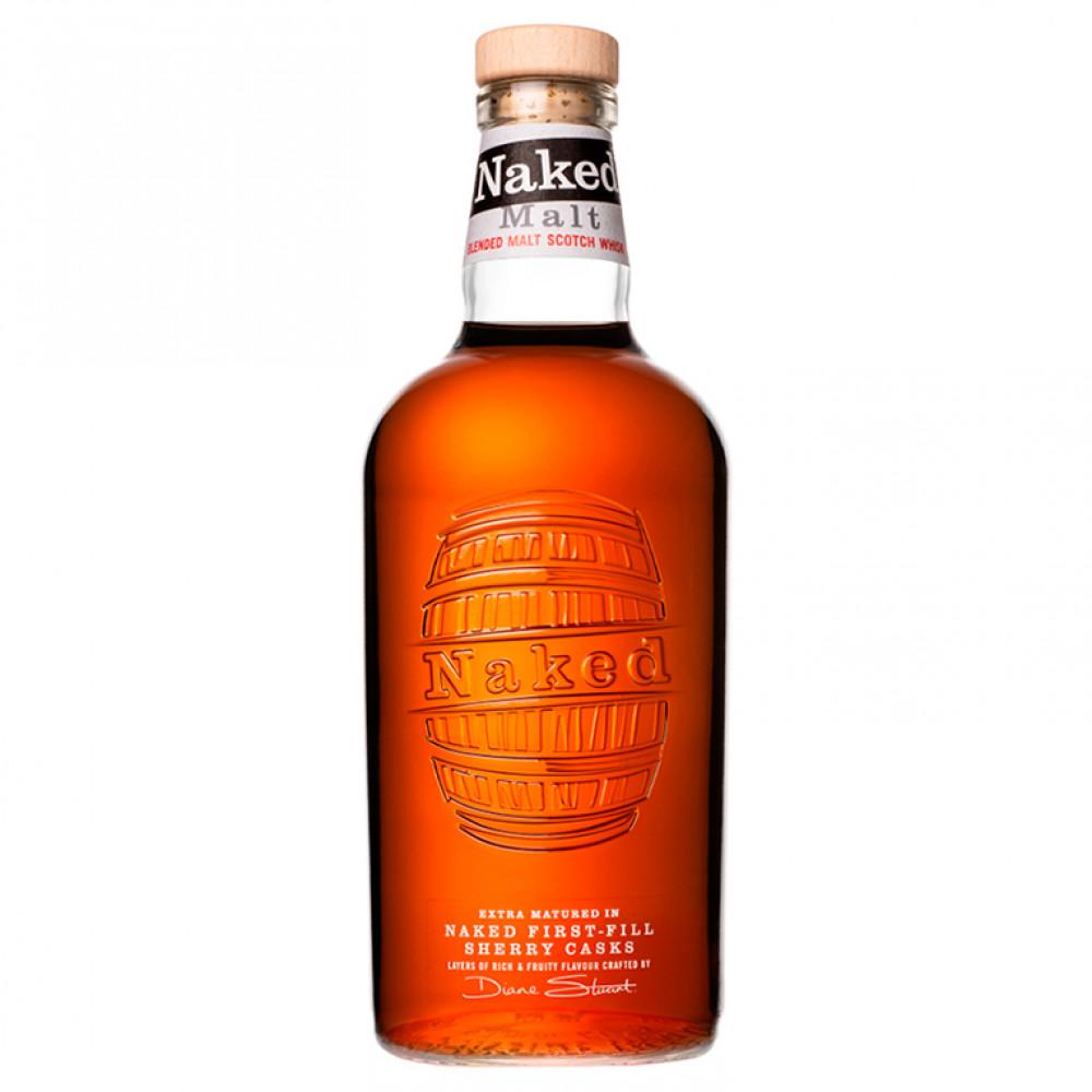 Виски Нэйкид Молт 0.700