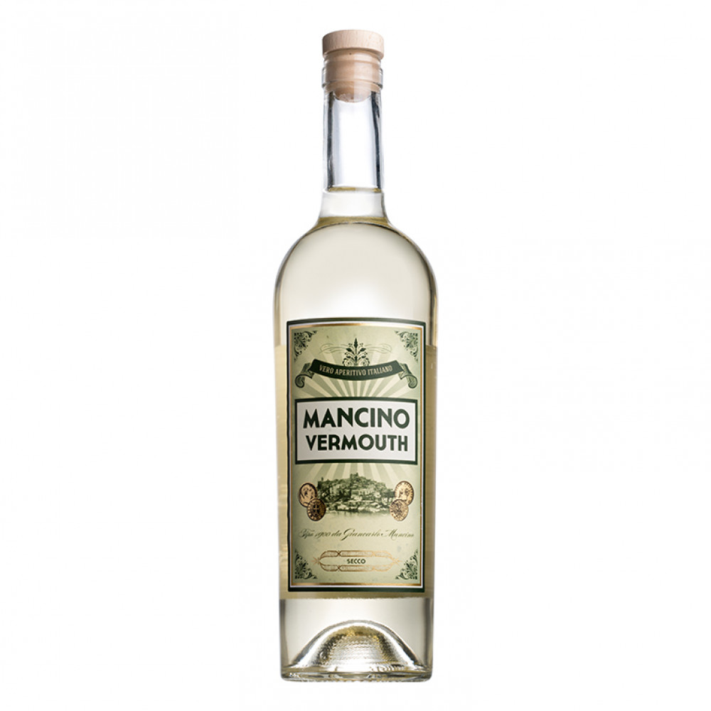 Манчино Вермут Секко 0.750